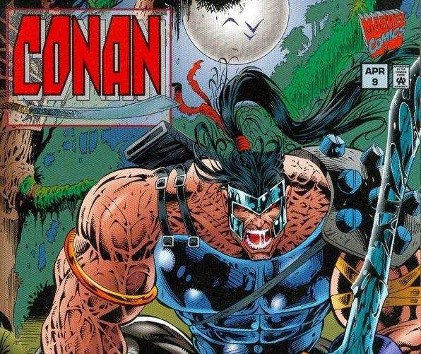 Conan in the 90s