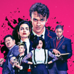 Deadly Class TV series on SyFy