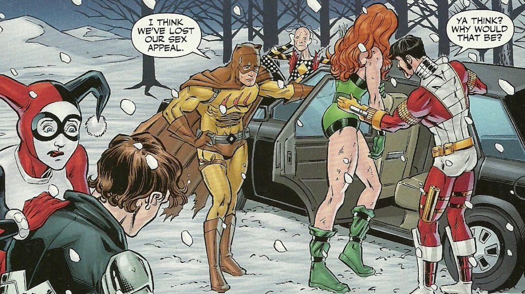The Secret Six relaunch of the New 52
