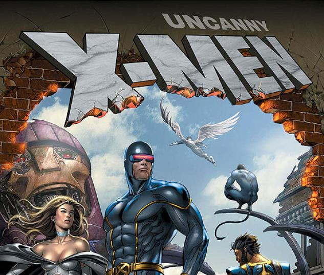 X-Men Divided We Stand after Messiah CompleX