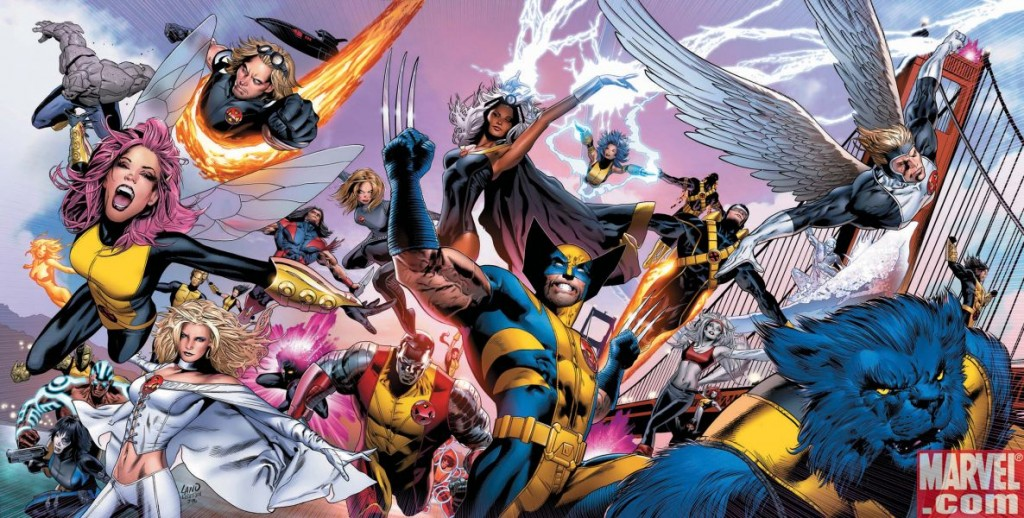 The X-Men move west in Manifest Destiny