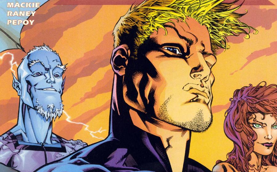 Mutant X timeline in X-Men comics