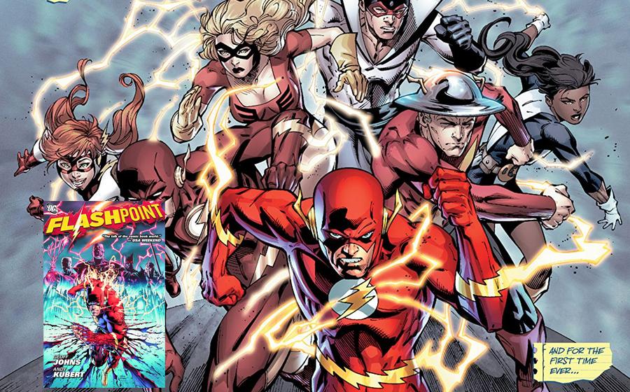 DC's Flashpoint universe