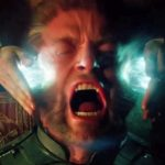 Wolverine travels through realities and time in X-Men Days of Future Past