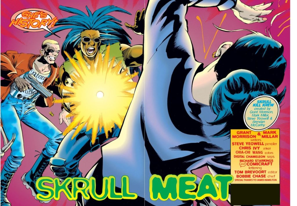 Marvels 90s Skrull Kill Krew