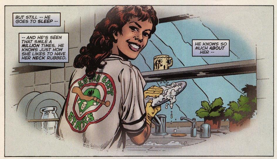Kurt Busiek's Astro City short story