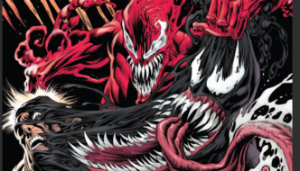 Absolute Carnage comic books