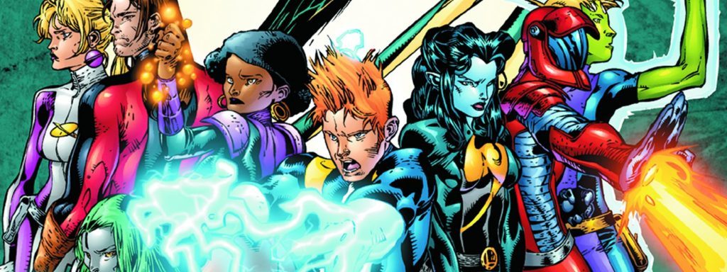 Abnett and Lanning's Legion Lost