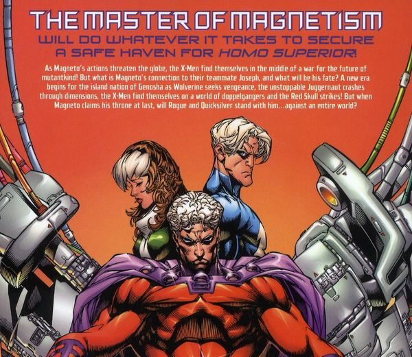 X-Men vs Magneto