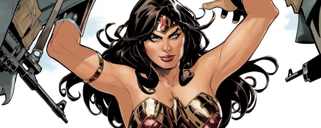 Wonder Woman comics written by G. Willow Wilson