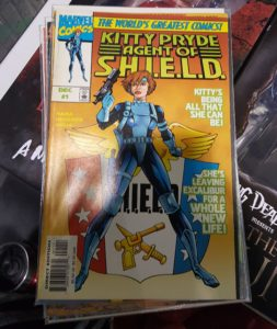Kitty Pryde one shot comic at CCR Chicago