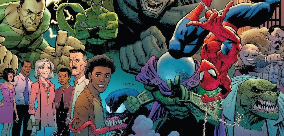Mysterio in the pages of Amazing Spider-Man 1