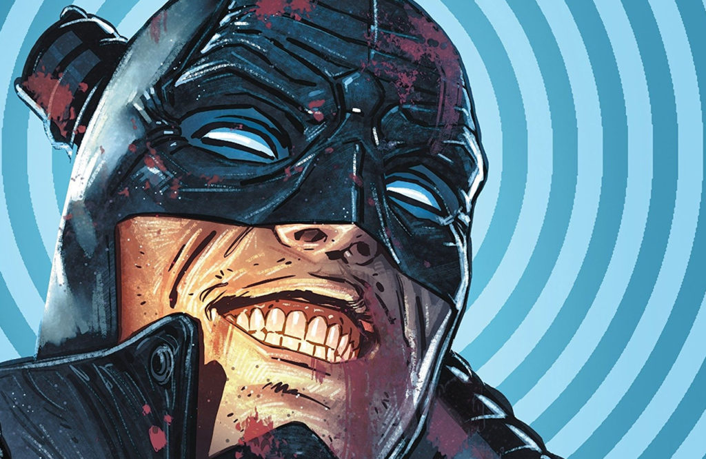 Midnighter comic books