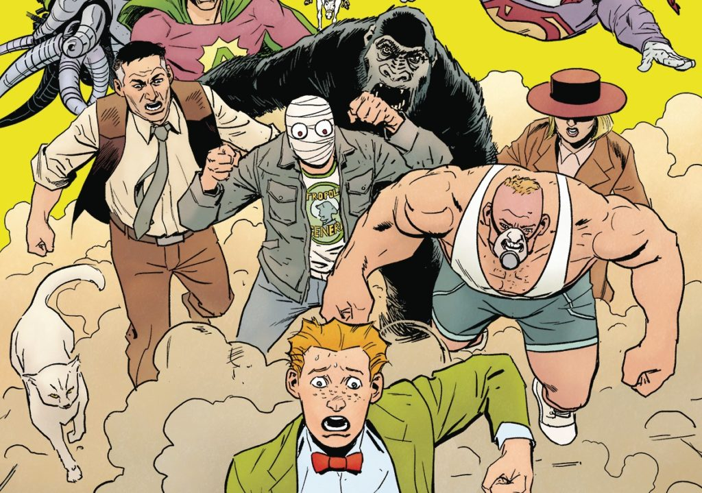 Jimmy Olsen by Matt Fraction and Steve Lieber