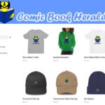 Comic Book Herald merchandise