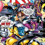 X-Men vs the Phalanx