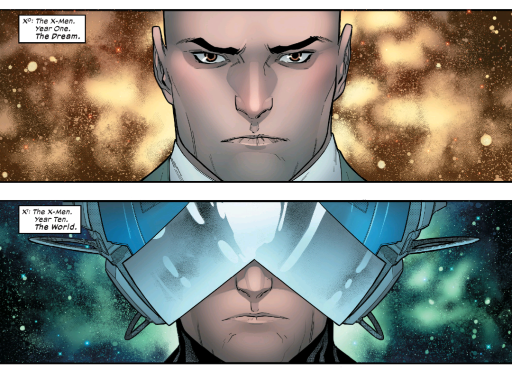 Powers of X debuts with Charles Xavier's dream