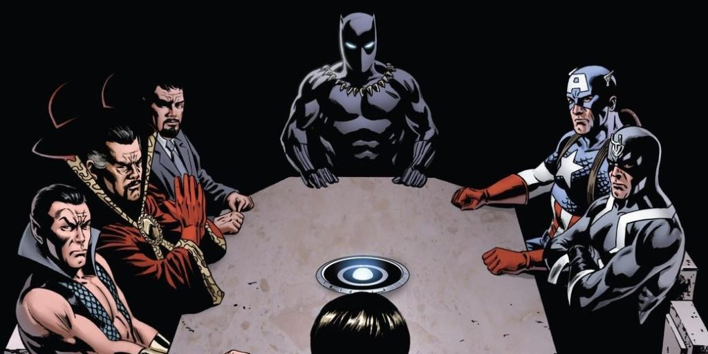 Hickman New Avengers