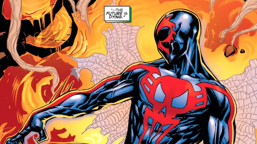Marvel's 2099 Spider-Man