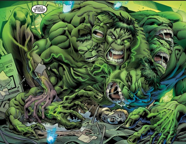 Horror of the Hulk