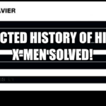 The Unspoken History of Hickman's X-Men