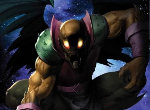 Annihilus the Living Death that Walks!