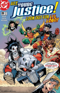 Lobo in Young Justice