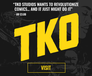 TKO Comics Publisher
