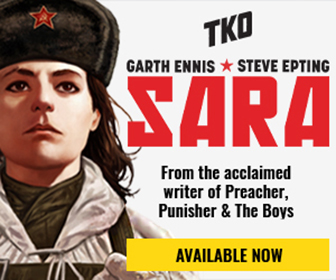 Sara from TKO Studios