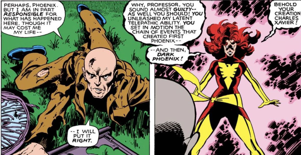 Jean Grey the Dark Phoenix
