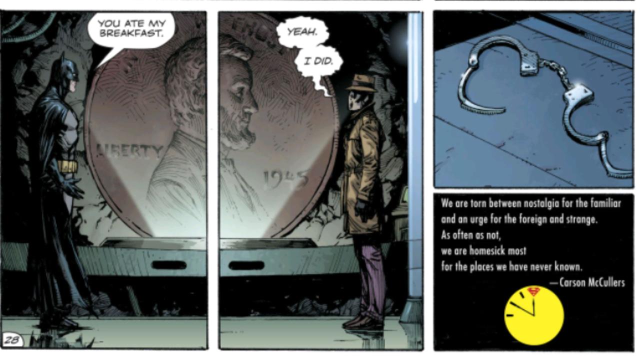 Deep Dives 4 World Of Watchmen How Doomsday Clock Hbo