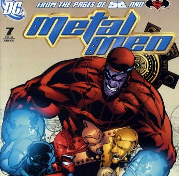 DC's Metal Men volume 3
