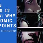 Fallen Angels #2 comic book review