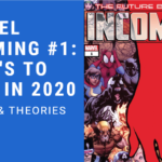 Marvel Incoming Comic Book Review