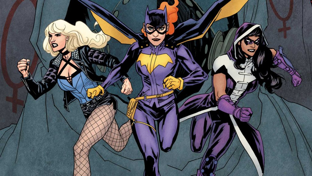 DC's Birds of Prey