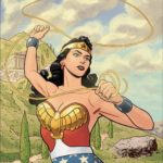 Wonder Woman and her lasso