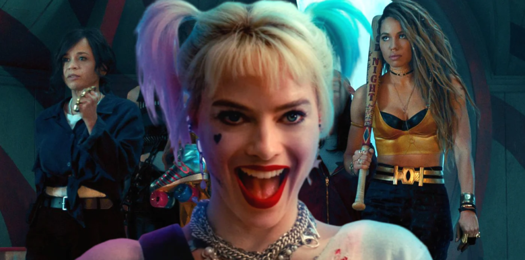 Harley Quinn and the Birds of Prey movie