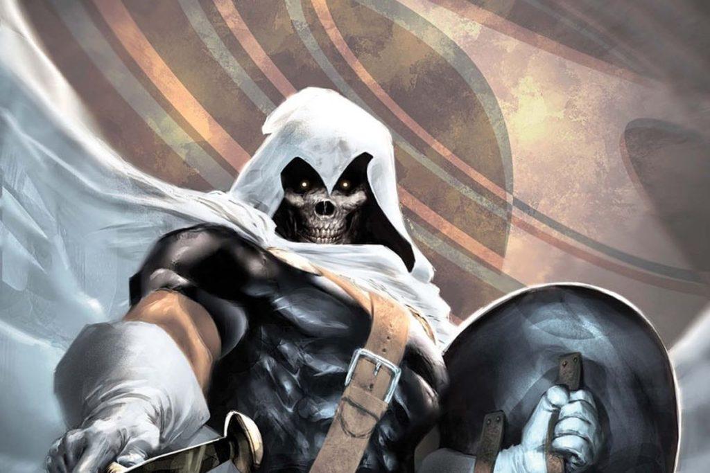 Marvel's Taskmaster villain
