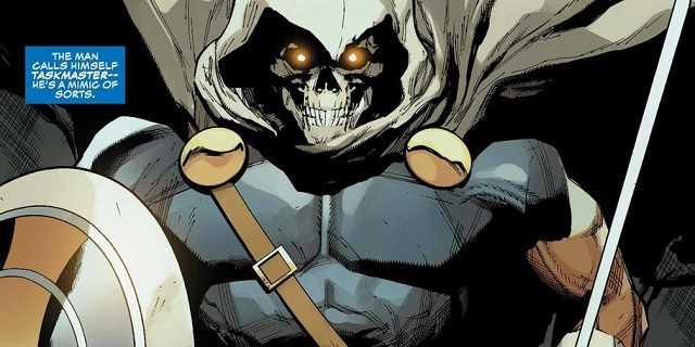 Taskmaster in Marvel Comic Books