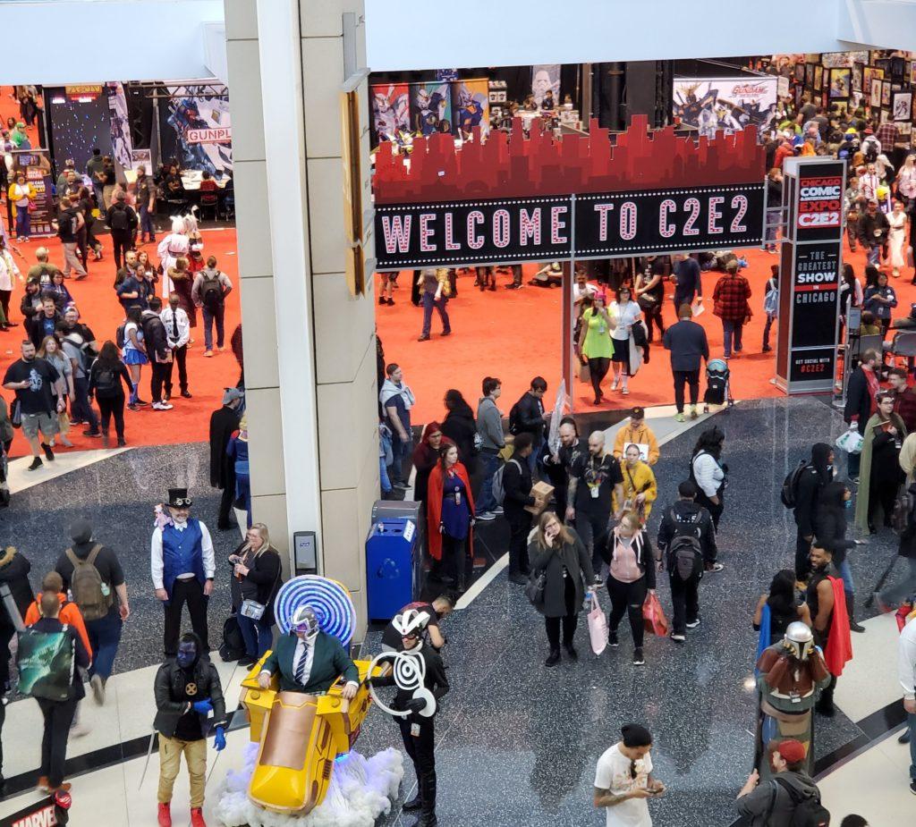 Chicago Comic Con 2020