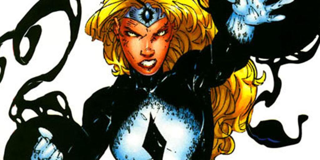 Darkstar and Black Widow