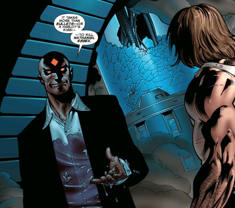 Professor X taken over by Mister Sinister
