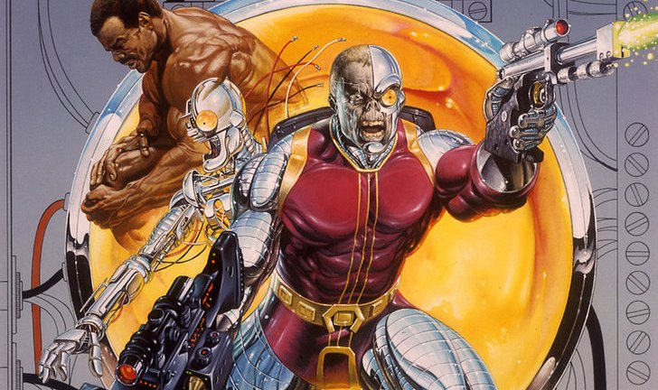 Deathlok comic books