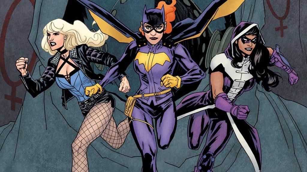 Helena Spy in DC Comics