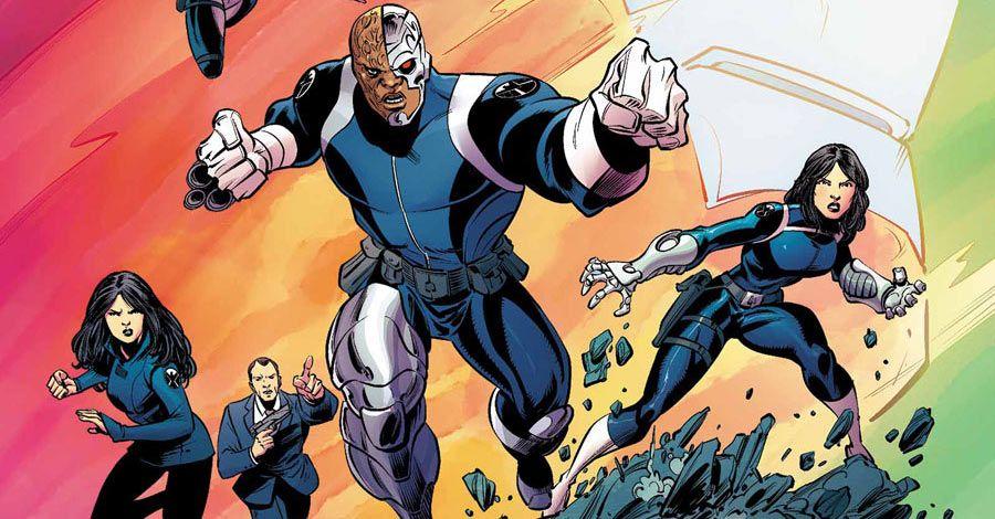 Deathlok comics in the 2010s