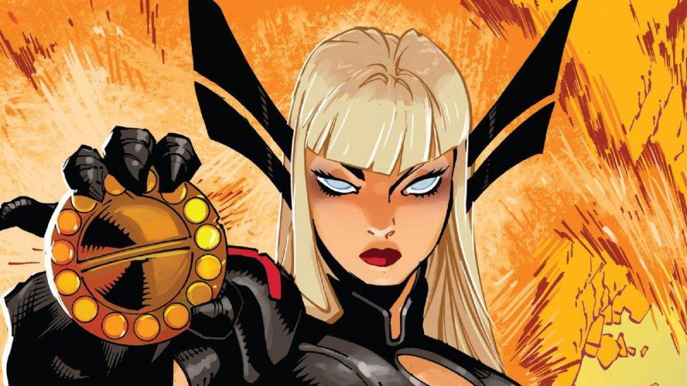Magik and the X-Men