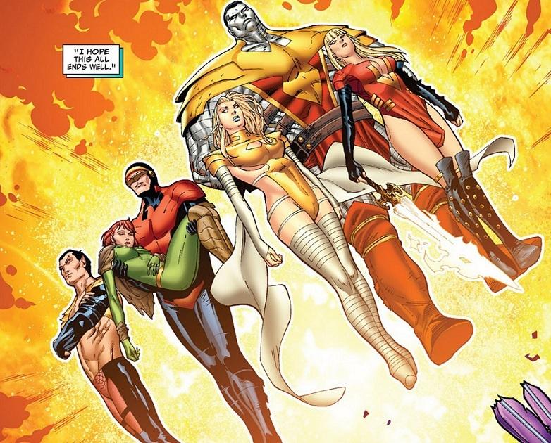 X-Men Phoenix Five