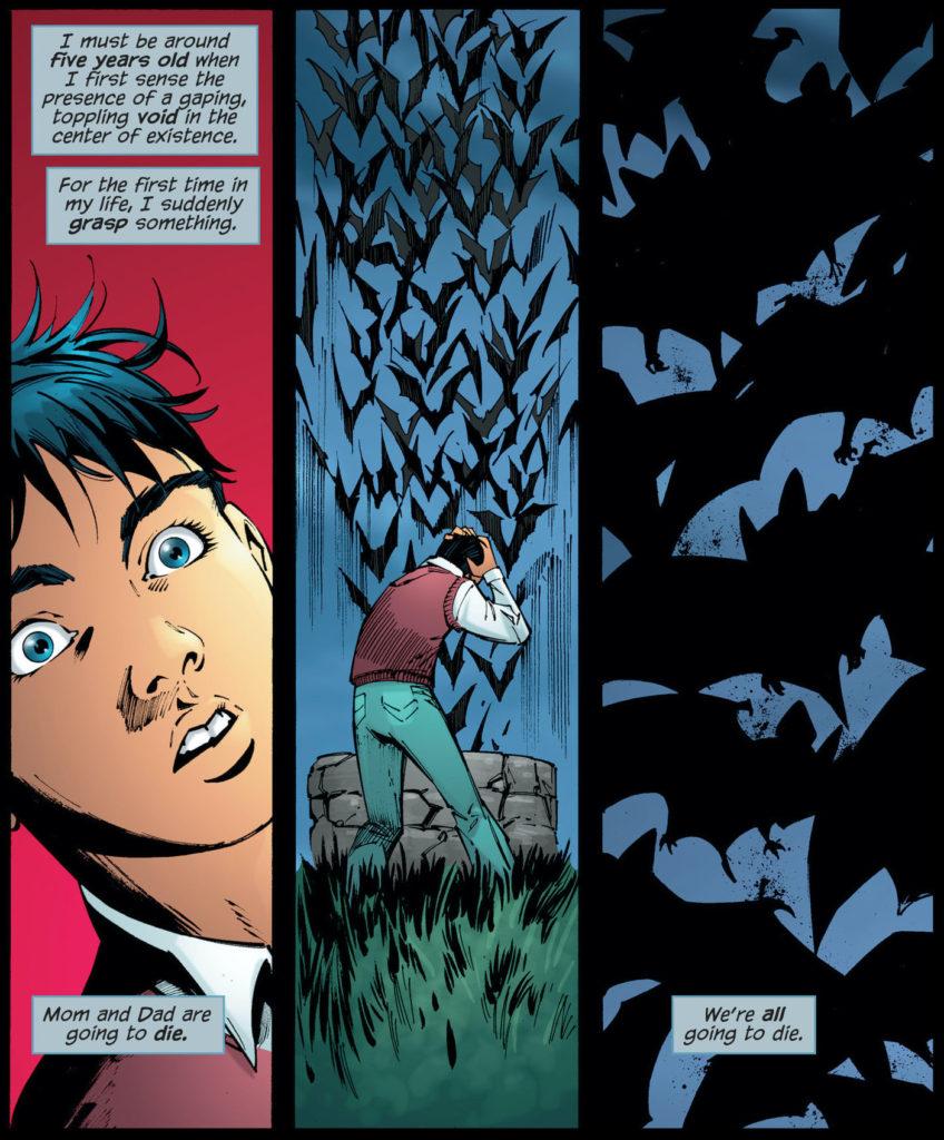 batman origins morrison