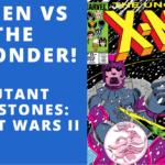 X-Men Secret Wars 2 comics