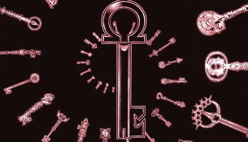The Keys of Joe Hill and Gabriel Rodriguez Locke & Key